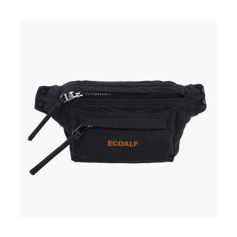 Ecoalf - Bum Bag Black