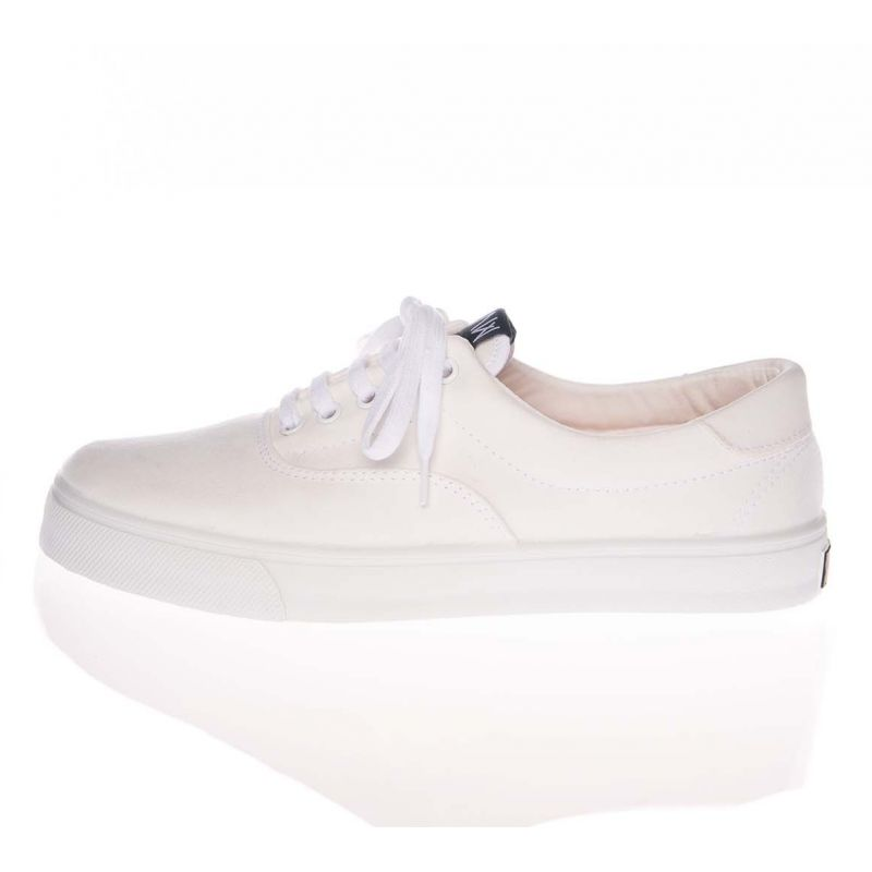 Wasted Shoes - Montecito White, veganer Sneaker