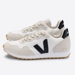 VEJA - SDU White Black Natural