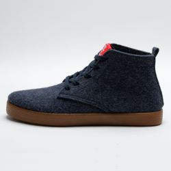 Grand Step Shoes - Adam Recycelt Navy