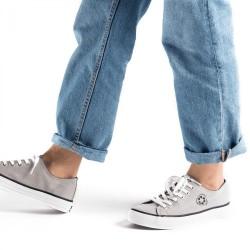NAE - veganer Sneaker Reclaim Grey