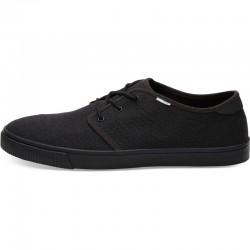 Vegane Sneaker von Toms - Carlo Black on Black