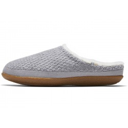 Toms - Grey Heathered Ivy Slipper, veganer Hausschuh