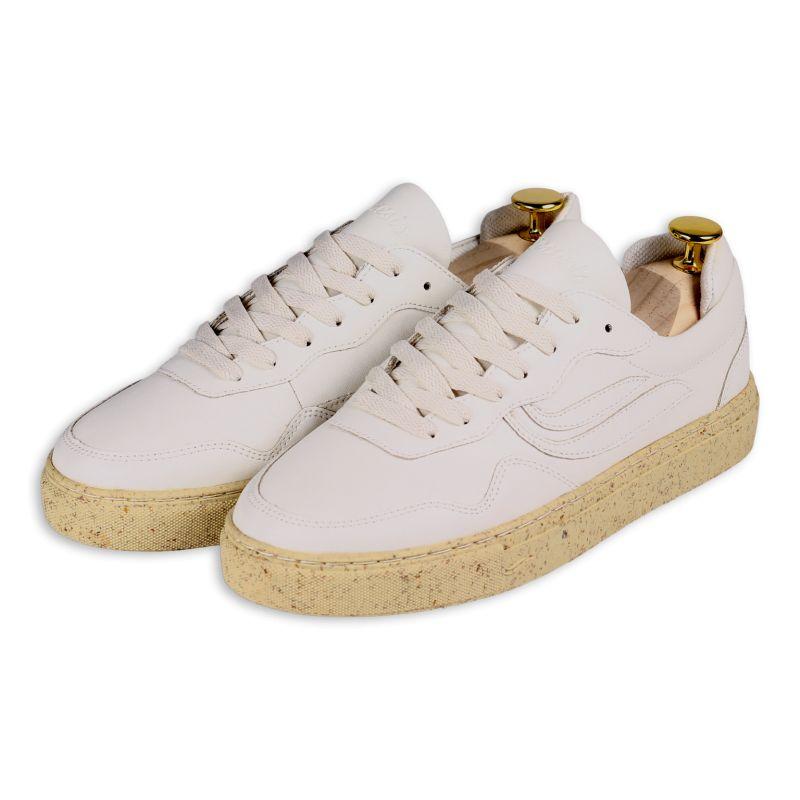 G-Soley N-Pelle White/Black - veganer Sneaker von Genesis