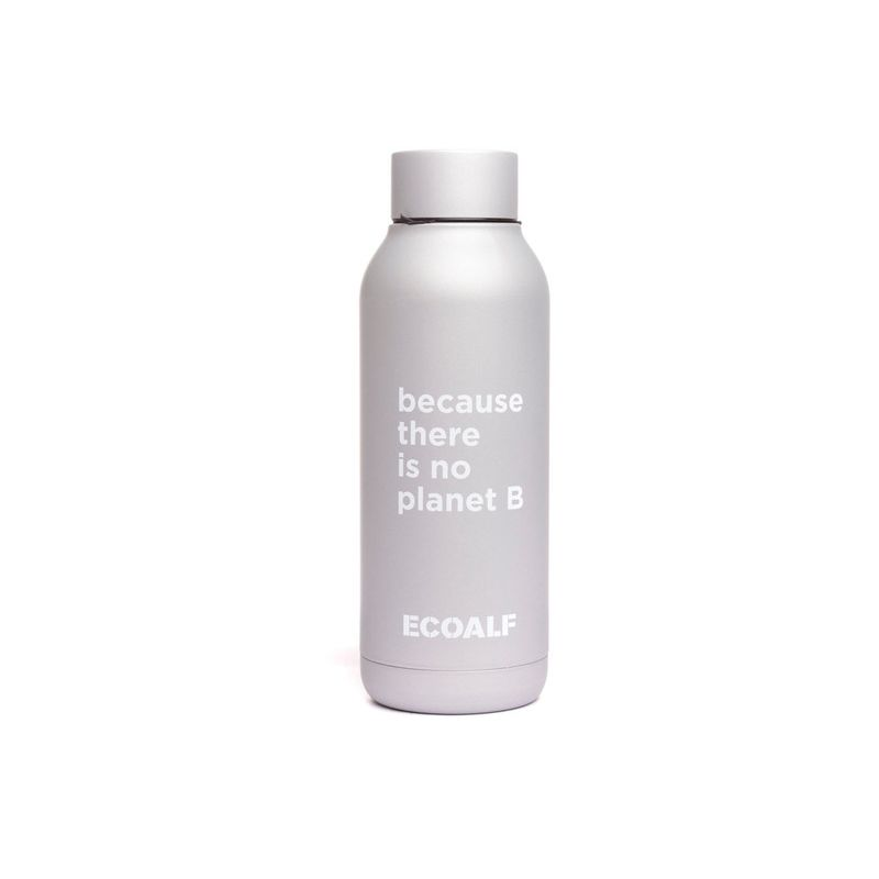 Ecoalf - The Bronson Silver - Trinkflasche