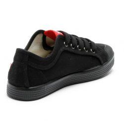Grand Step Shoes - Aari Black, veganer Sneaker