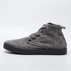 Grand Step Shoes - Adam Hemp Grey