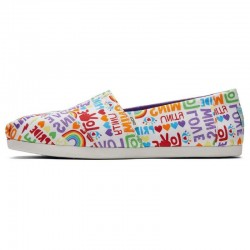Toms - Multi Unity Love Wins Alpargata