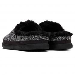 Toms - Black Multi Cozy Slipper