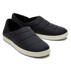 Toms - Black Berkeley Slipper