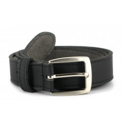 Vegetarian Shoes - Town Belt black