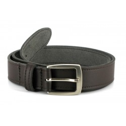 Vegetarien shoes - Town Belt brown
