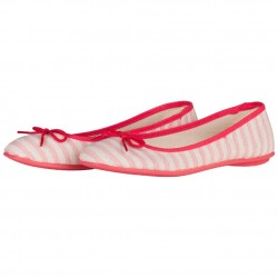 Grand Step Shoes - Pina Strawberry Stripes