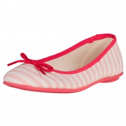 Vegane Schuhe von Grand Step Shoes - Pina Strawberry Stripes