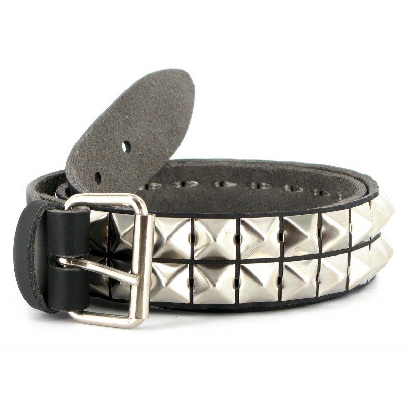 Vegetarian Shoes - Studded Belt Pyramid