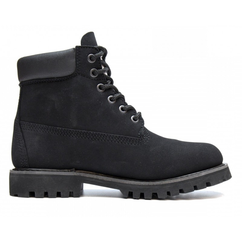 Vegane Stiefel von Nae - Etna Black