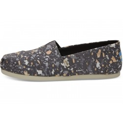 Toms - Forged Iron Grey Metallic Granite