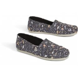 Toms - Vegane Schuhe Forged Iron Grey Metallic Granite