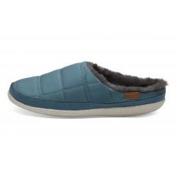 Toms - Stellar Blue Quilted Slipper