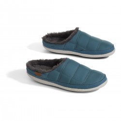 Toms - Stellar Blue Quilted Slipper