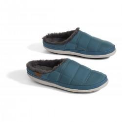 Toms - vegane Hausschuhe Stellar Blue Quilted Slipper