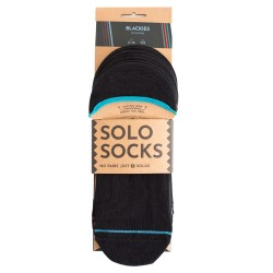 Solosocks - Blackies Duo No-Shows