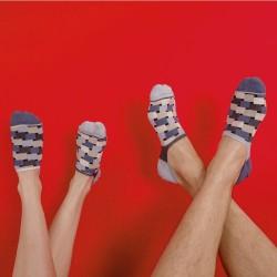 Vegane Socken von Solosocks - Wegner Duo No-Shows