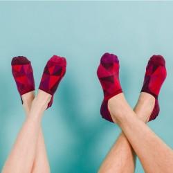 Vegane Socken von Solosocks - Gahry Duo No-Shows