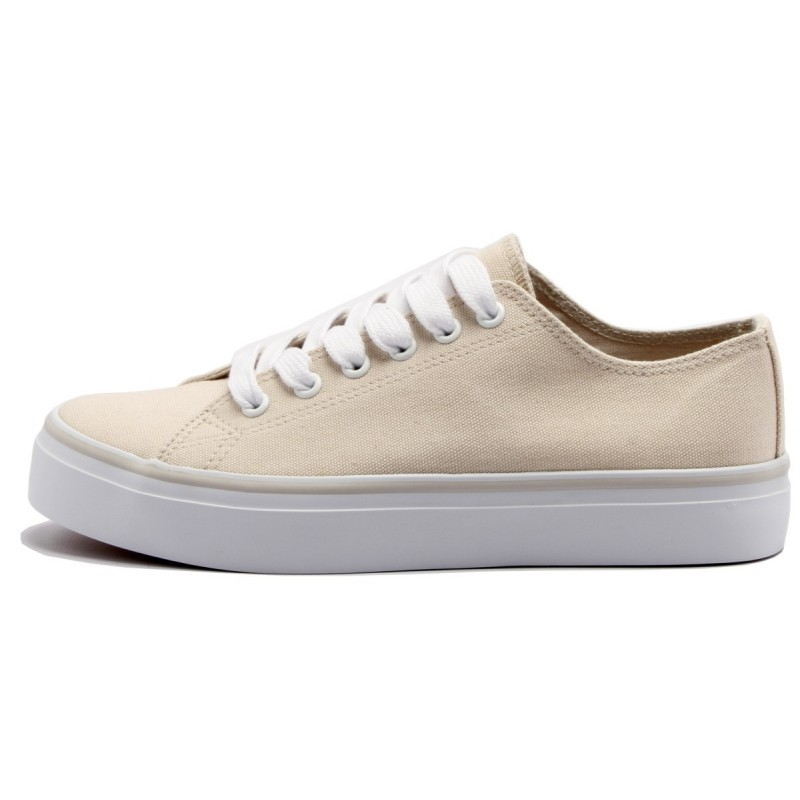 Grand Step Shoes Veganer Sommerschuh Chara Offwhite
