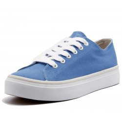 Vegane Schuhe von Grand Step Shoes - Chara Sky Blue