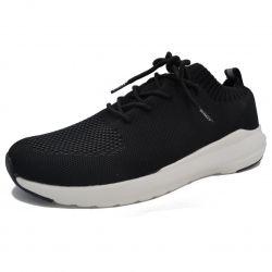 Ecoalf - Ohio Black, veganer Sneaker