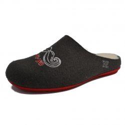 "Grand Step Shoes - veganer Hausschuh ""Hoho"""