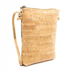 Mila Natural Cork Bag, vegane Tasche