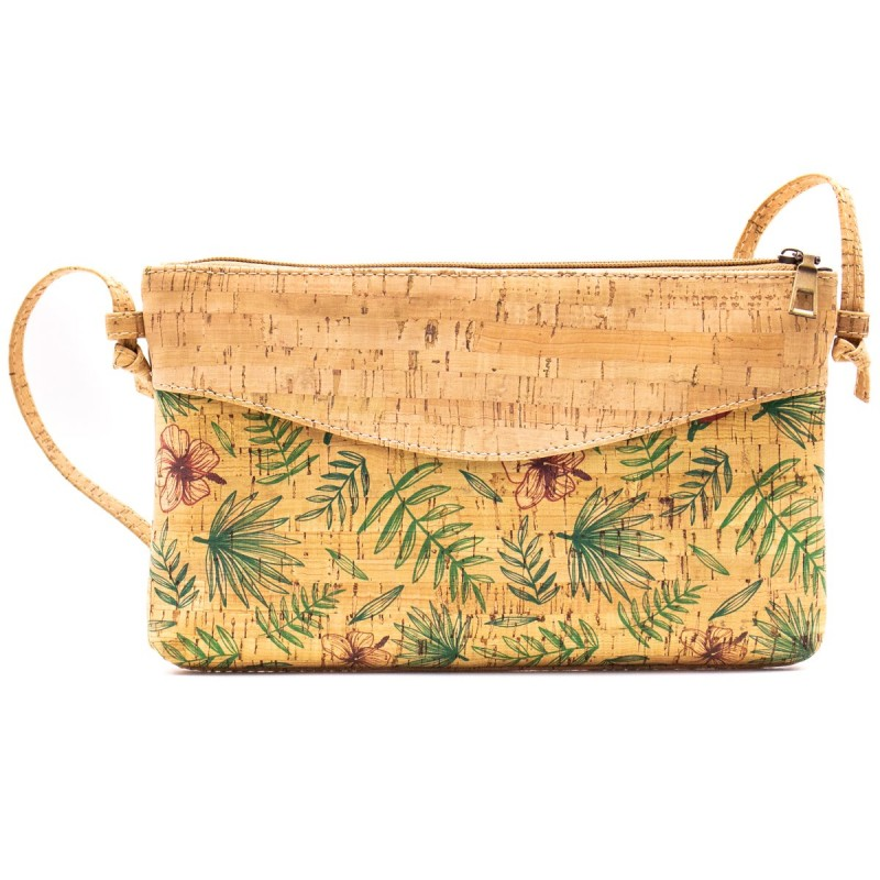 Karla Natural Cork Bag, vegane Tasche