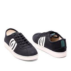 Vesica - Diogenes White/Black, veganer Sneaker