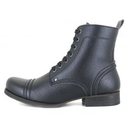 Vegetarian Shoes - veganer Boot Vintage Black