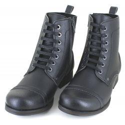 Vegetarian Shoes - veganer Boot Vintage Black
