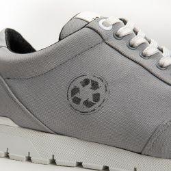 NAE veganer Sneaker Nilo Grey