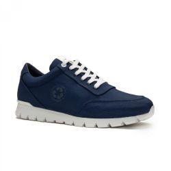 NAE veganer Sneaker Nilo Blue