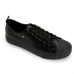 Matt & Nat veganer Sneaker Hazel Black