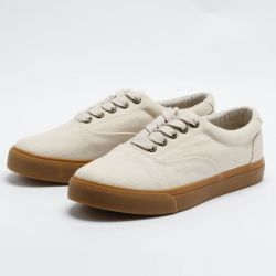 Grand Step Shoes - Vendetta Offwhite, veganer Sneaker