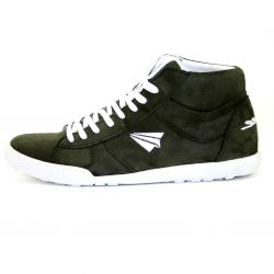 Be Free - veganer Sneaker High-Cut Khaki
